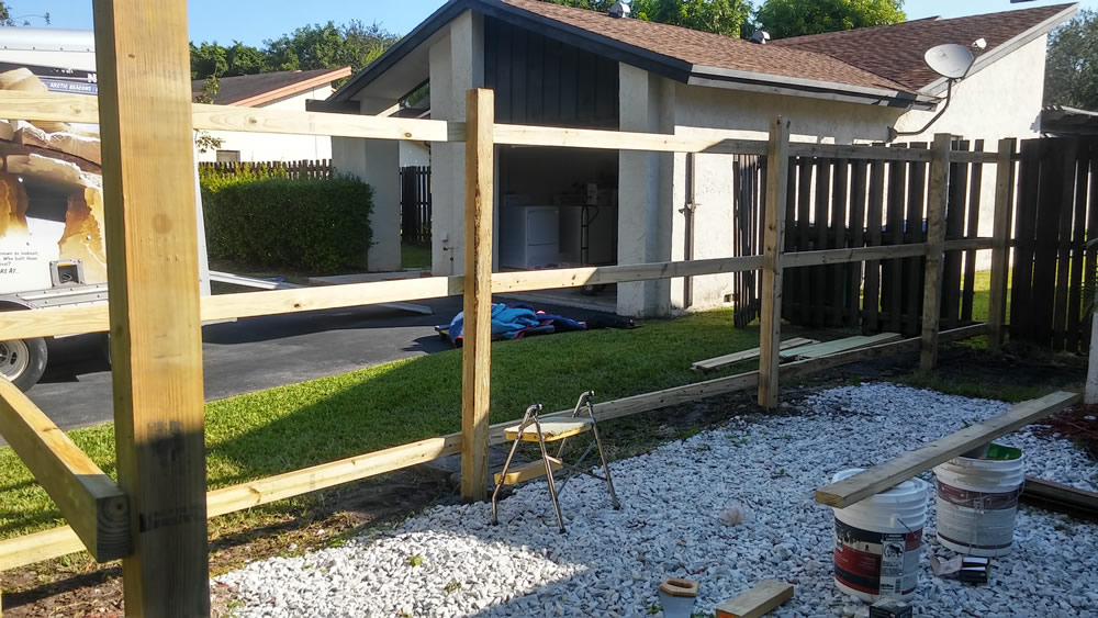 Fence Repair Company Miami Beach