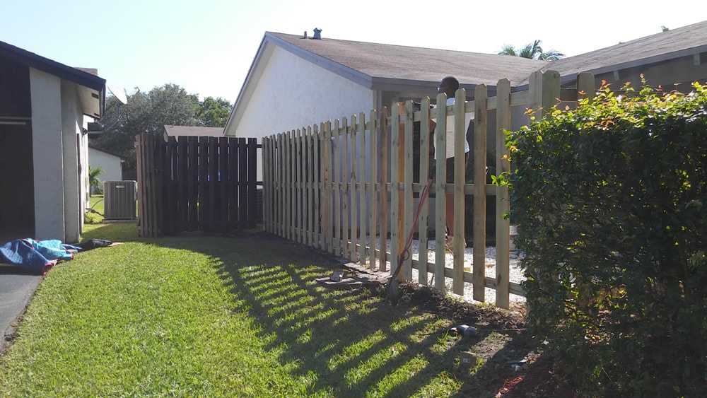 Fence Replacement Company Miami Beach
